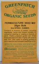 Permaculture Seed Mix - Autumn Winter