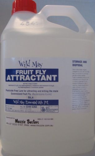 Fruit Fly Attractant 5L- Wild May