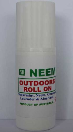 "Neem ""Outdoors"" Roll-On Liquid 50ml"