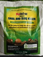 Snail & Slug Killer 5kg Protect Us - Organic